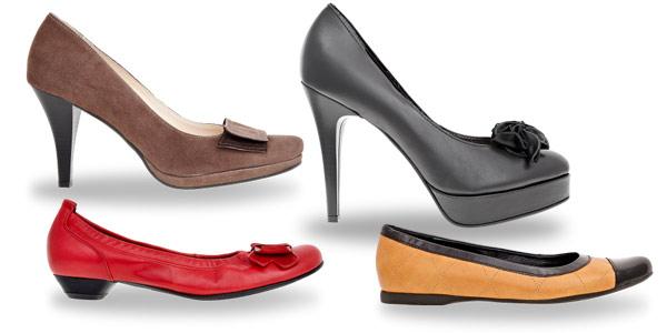99a7f76fe9525 wojas buty jesień zima 2011/2012, czółenka jesień 2011, baleriny jesień 2011