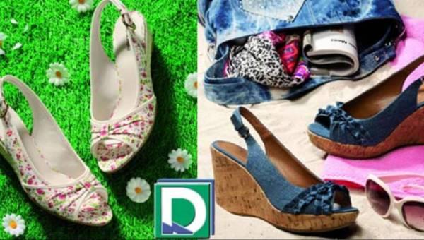 Modne buty na sezon wiosna/lato 2011 –  trendy przedstawia Deichmann