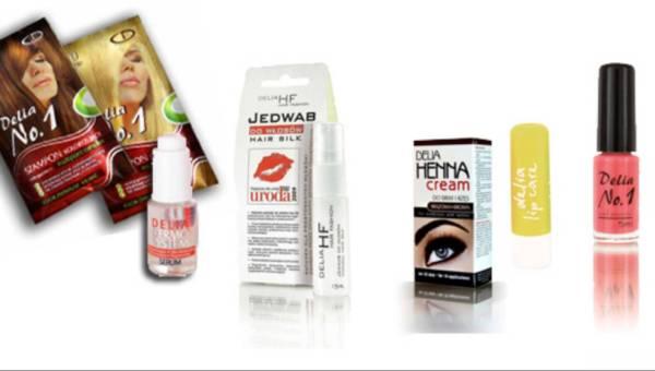 Wakacyjna kolekcja kosmetyków od Delia Cosmetics