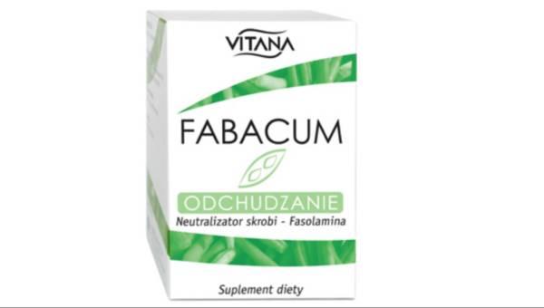 Fabacum – Suplement który zmniejsza ilość kalorii