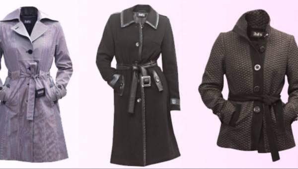 Jesienno-zimowa kolekcja kurtek, płaszczy i trenczy Gapa
