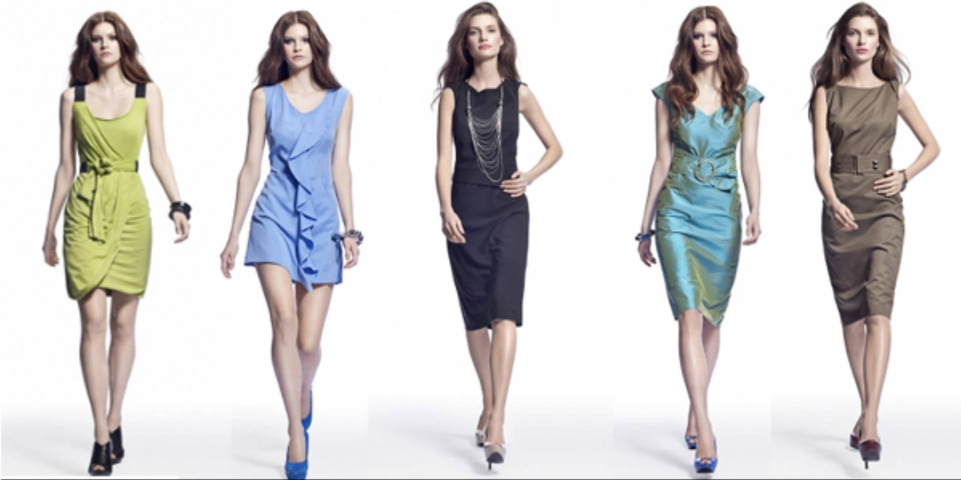 1ca8f82055 Gapa Fashion - modne sukienki na lato 2011 - KobietaMag.pl