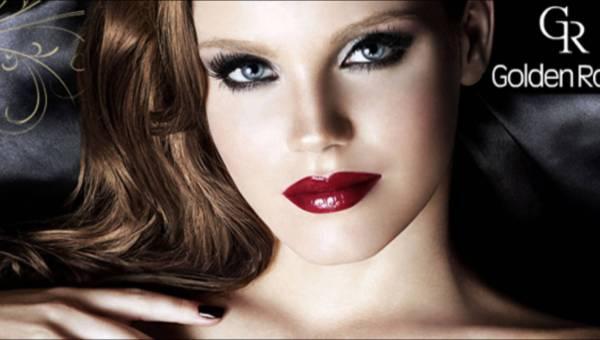 Makijaż na letnie wieczorne wyjście od Golden Rose