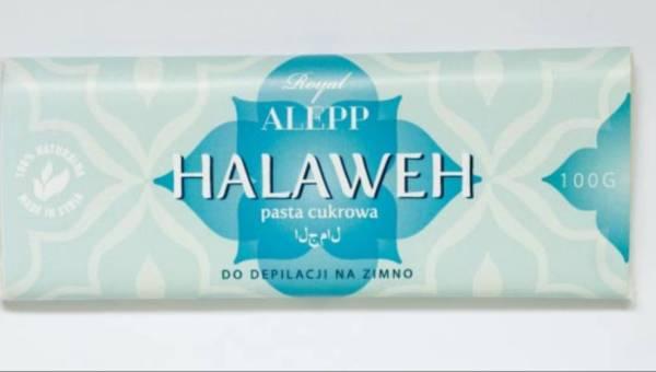 Halawel – Depilacja pastą cukrową