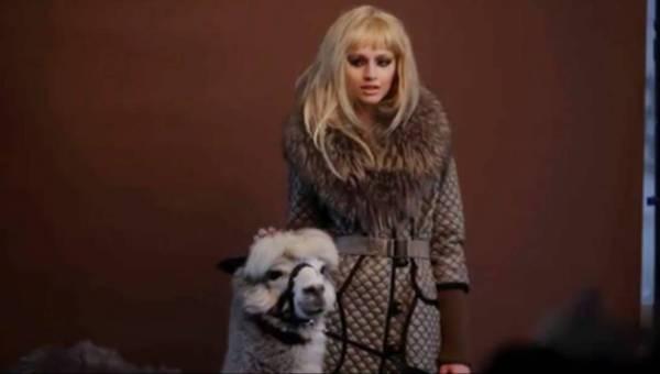 HEXELINE backstage z sesji wizerunkowej jesień-zima 2011/12