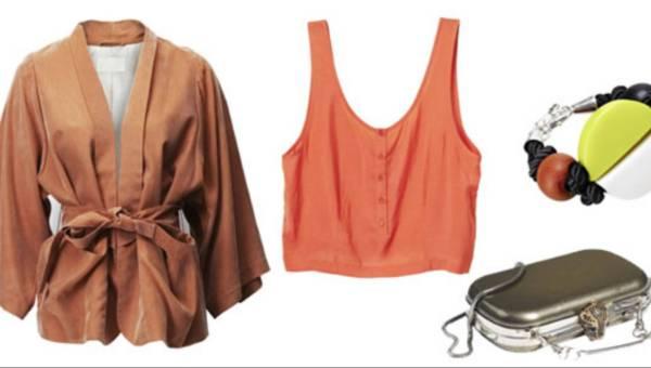 H&M – lato 2011 – Bluzki, swetry, marynarki, akcesoria