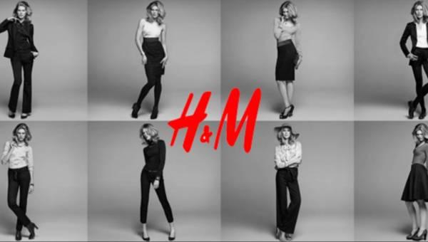 H&M: modna sylwetka na jesień 2011