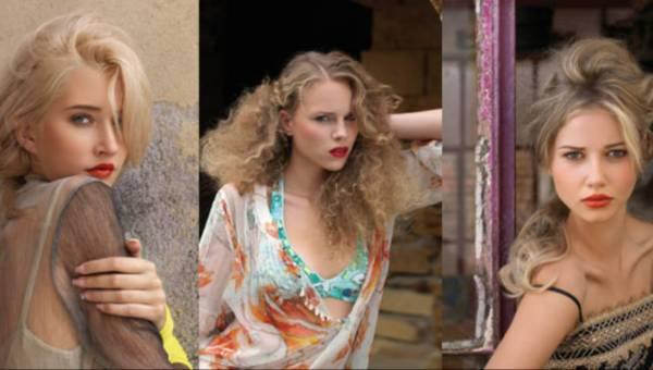 Proste fryzury – stylizacje fryzjerskiej marki KEMON