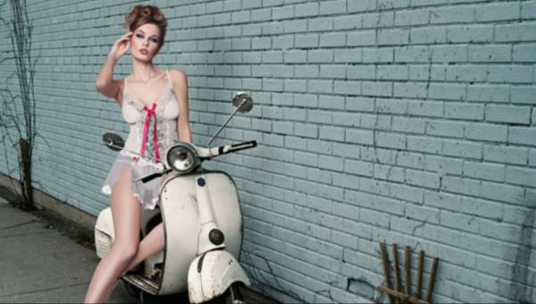 Brigitte Bardot inspiracją najnowszej kolekcji bielizny dla pań z dużym biustem