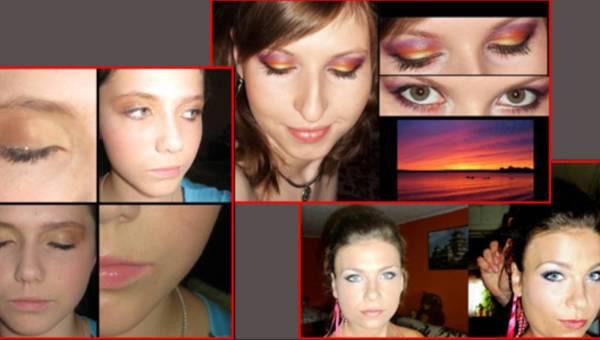 Konkurs: Wakacyjny makijaż z Golden Rose ? następne propozycje kolaży