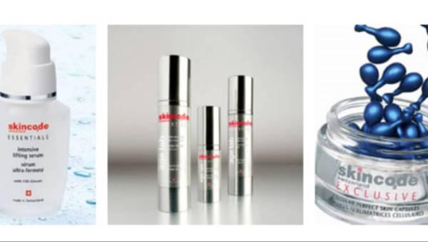 Szwajcarskie kosmetyki Skincode