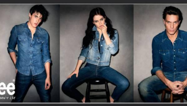 A LEE DON?T LIE – nowa kampania reklamowa kultowej marki dżinsów
