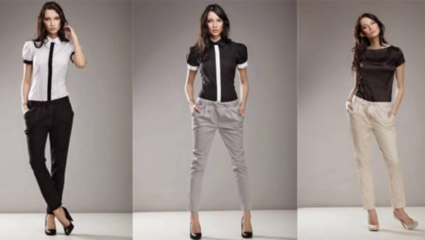 Nife – Spodnie doskonałe na lato