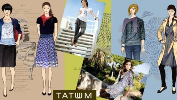 Tatuum – trendy kolekcji wiosna lato 2011