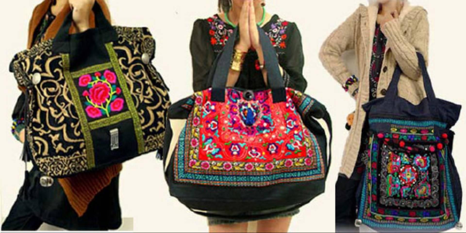 30f1a412f7347 Wyjątkowe torby o etnicznym charakterze dla wyjątkowych kobiet -  KobietaMag.pl