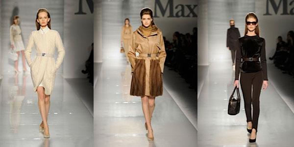 Nowa kolekcja Max Mara jesień-zima 2011/2012 (40 zdjęć)