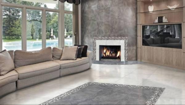 Polerowany beton – odważny trend prosto z hali fabrycznej