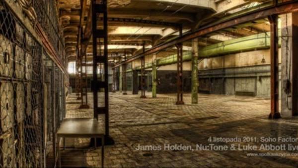 James Holden, NuTone i Luke Abbott – poznaj atmosferę Soho Factory