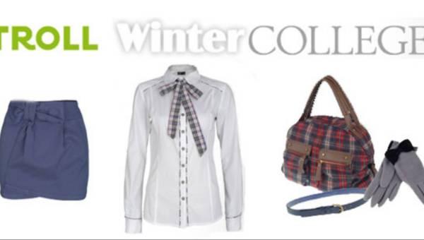 Zimowa kolekcja Trolla – Winter College