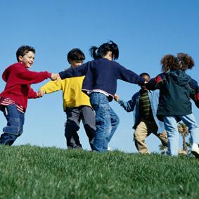 dzieci i zabawa