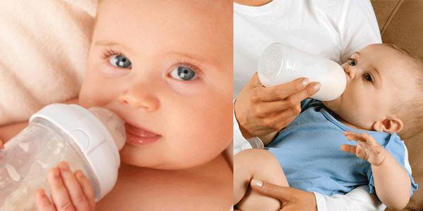 karmienie butelką czy piersią