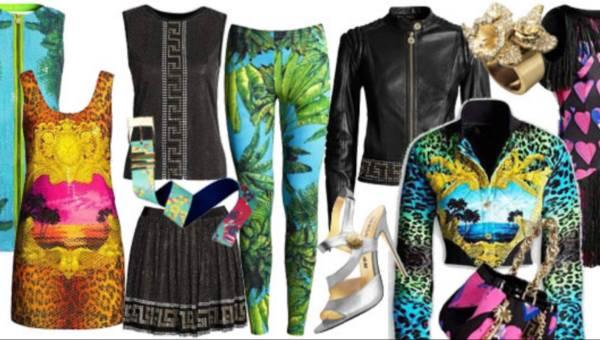 Versace dla H&M – zdjęcia kolekcji jesień 2011