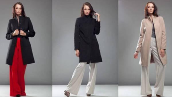 Less is more – czyli nowa jesienna kolekcja płaszczy od Nife