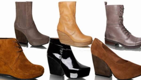 Najnowsza linia butów Leslie od Vagabond