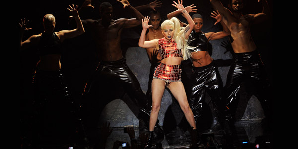 LADY GAGA ZDOMINOWAŁA GALĘ MTV EMA 2011!