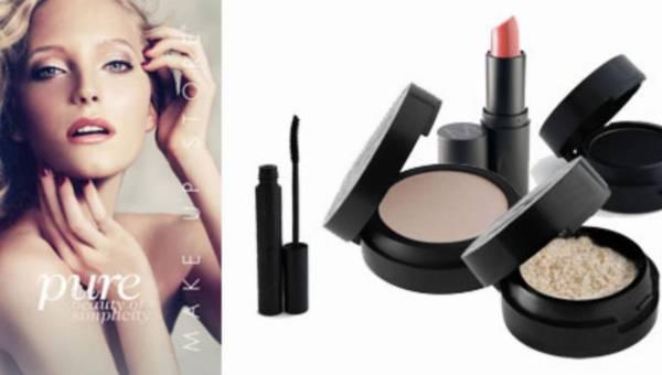 Zimowy makijaż z Make Up Store – kolekcja PURE