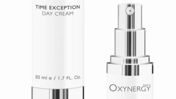 Nowość Oxynergy Paris – odmładzający krem Time Exception