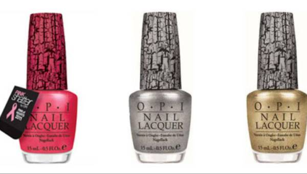 Crack manicure, czyli pękające lakiery hitem w stylizacji paznokci