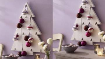 Zrób to sama – świąteczny stroik choinka