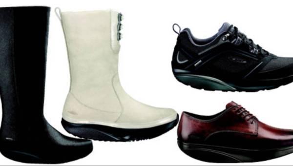 Buty MBT – aktywują mięśnie i odciążają stawy  – kolekcja jesień zima 2011/2012