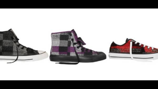 Converse – Jesień 2011 – Ciepłe buty na jesienną pogodę