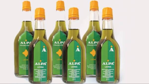 ALPA Leśna – czeska receptura na przeziębienie