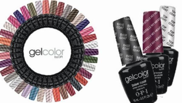 GelColor na Twoich paznokciach – najnowszy i najnowocześniejszy system żelu kolorowego!