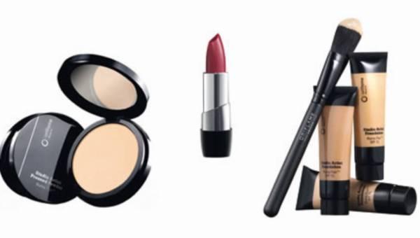 Oriflame przedstawia Studio Artist – profesjonalne kosmetyki do makijażu