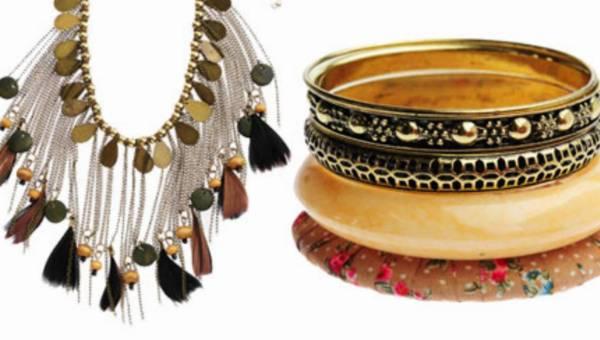Biżuteria Stereostore w stylu BOHO