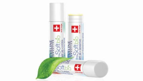 Regeneracja ust z nową ochronną pomadką Eveline Extra Soft Bio od Eveline Cosmetics
