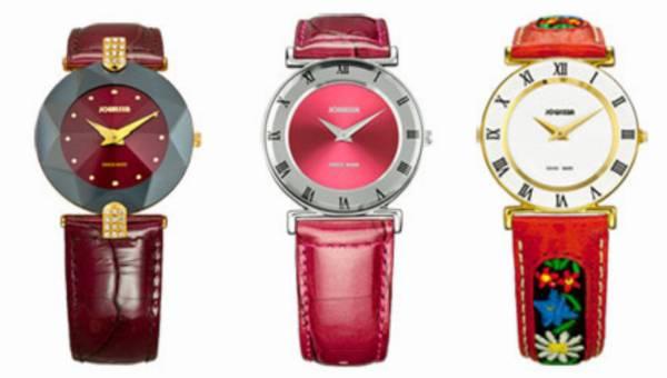 Z miłości do piękna – zegarki Jowissa na Walentynki
