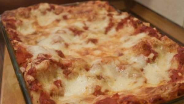 Wasze przepisy: Spolszczona lasagne