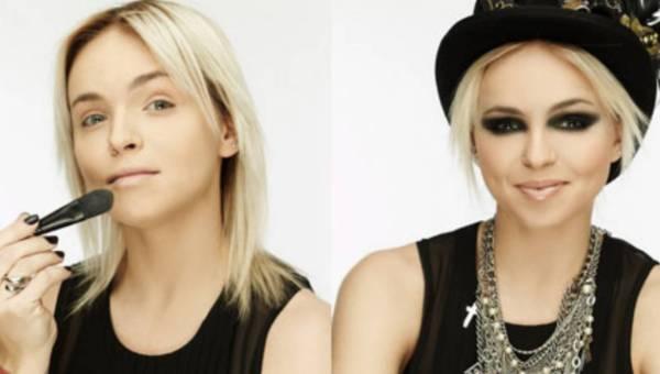 Krok po kroku – karnawałowy makijaż od Make Up Store