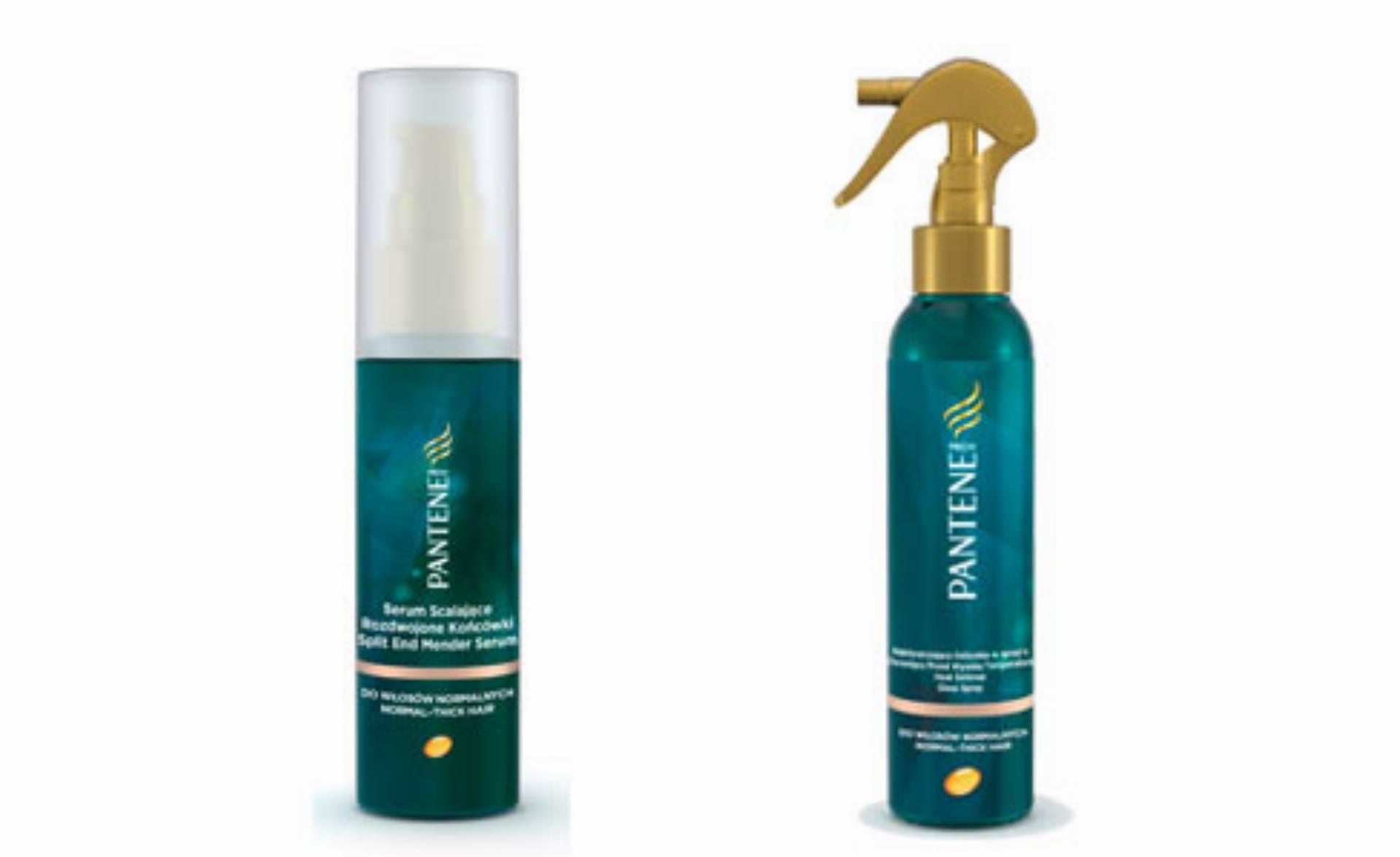Pantene - serum i odzywka