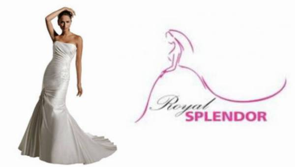 Royal Splendor prezentuje aplikację do samodzielnego projektowania sukien!