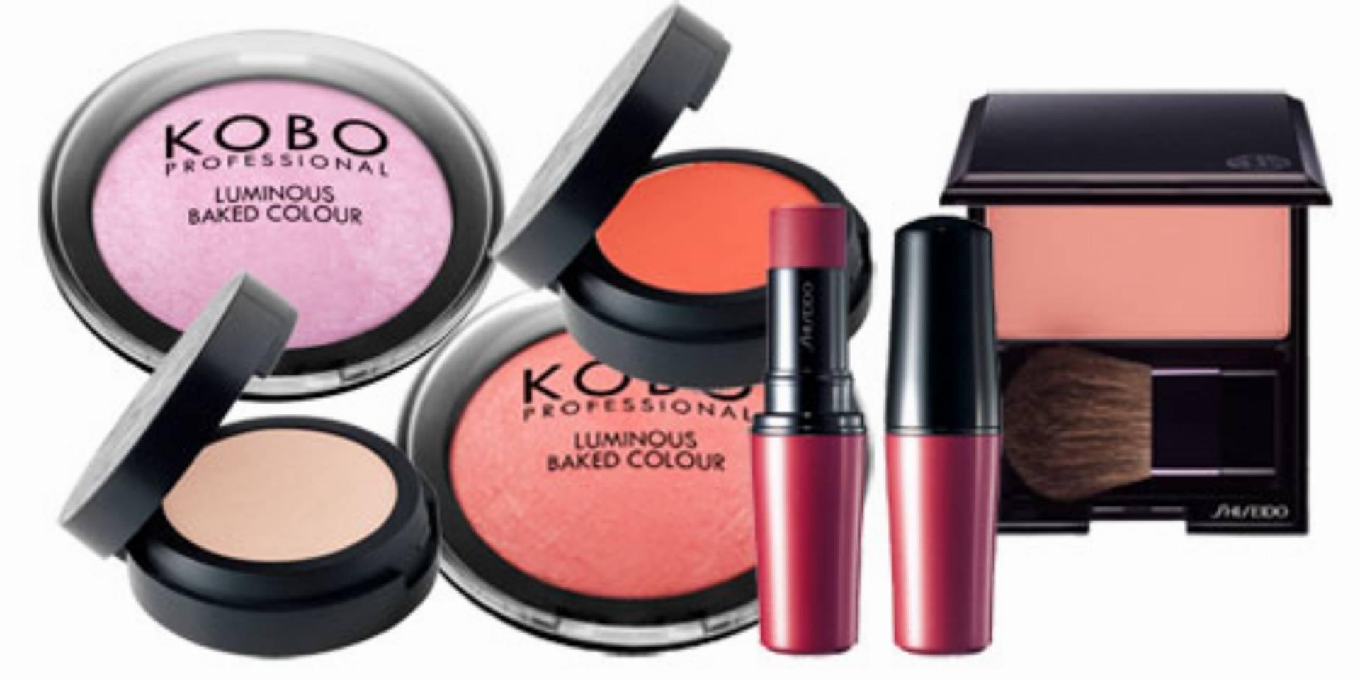 Roze do policzkow - KOBO, Make Up Store, Shiseido