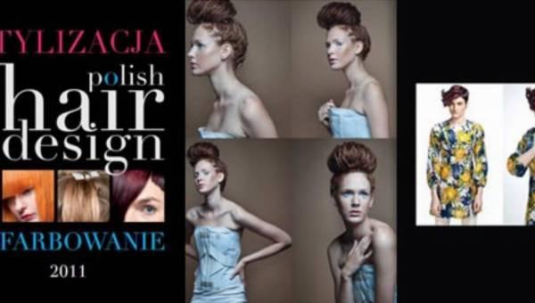 Inspirujące fryzury, bo polskie – album Polish Hair Design