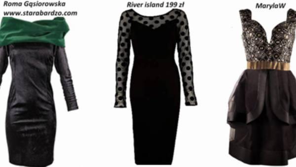Studniówka 2012 – propozycje sukienek