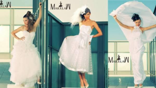 Oryginalne suknie ślubne od marki MARYLAW