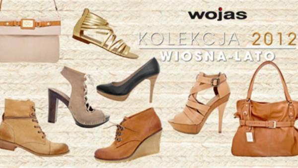 Zwiastun nowej kolekcji damskiej Wojas – wiosna lato 2012